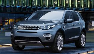 Discovery Sport SUV