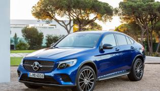 GLC Coupe SUV