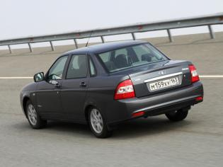 Lada Priora sedan