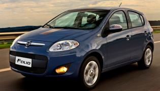 Fiat заметно обновил хэтчбек Palio.