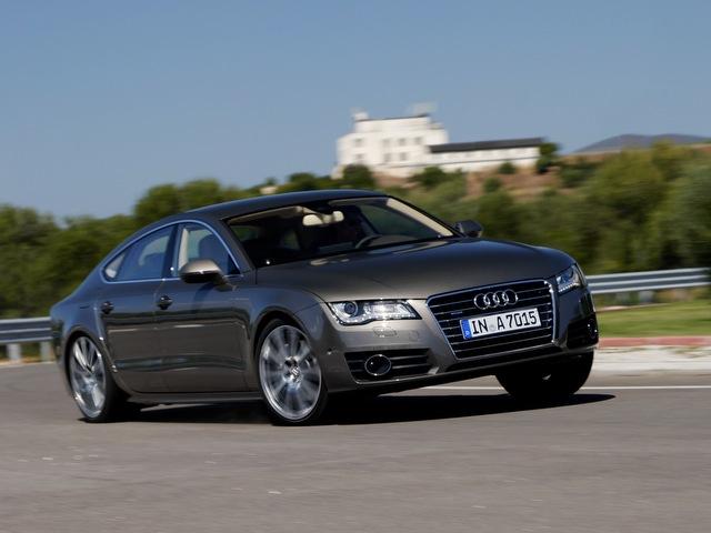 Комплектации, цены на Audi A7 Sportback 2013/Ауди А7 ... Машины Будущего Ауди