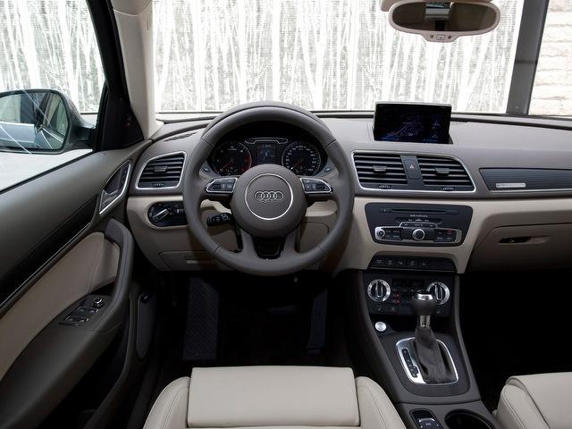 Комплектации, цены на Audi Q3 2013/Ауди Ку3 - Компактный ... Машины Будущего Ауди