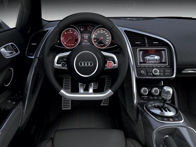 Комплектации, цены на Audi R8 2013/Ауди Р8 - Купе. Первые ... Машины Будущего Ауди