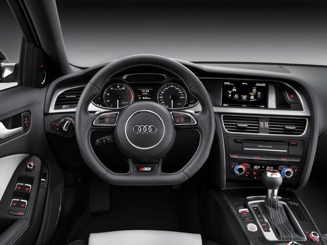 Комплектации, цены на Audi S4 Avant 2013/Ауди С4 Универсал ... Машины Будущего Ауди
