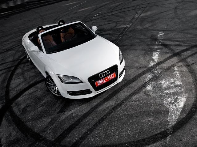 Комплектации, цены на Audi TT Roadster 2013/Ауди ТТ ... Машины Будущего Ауди