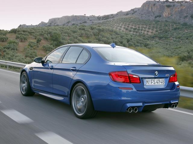 Все картинки BMW M5 F10.