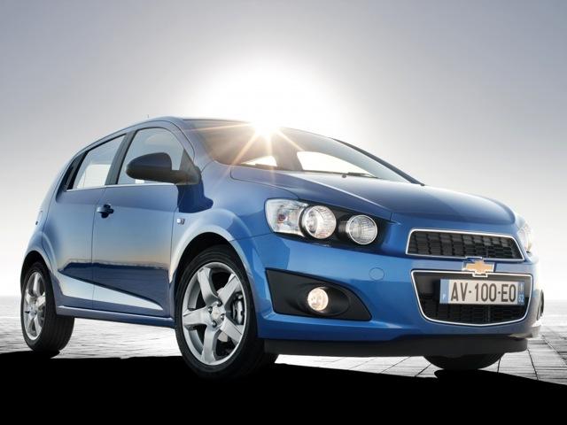 Технические характеристики Chevrolet Aveo / Шевроле Авео ...