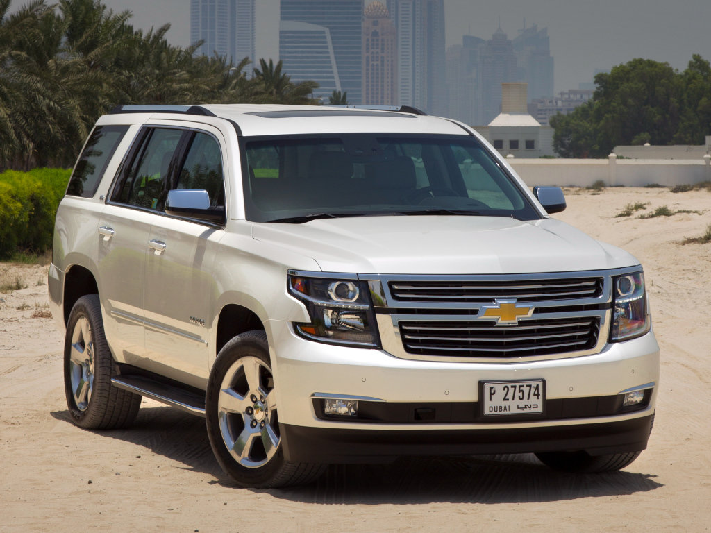 chevrolet tahoe suv 2017 suv. Black Bedroom Furniture Sets. Home Design Ideas