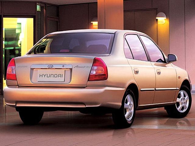 hyundai акцент в новом кузове цены