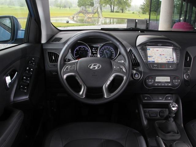 Hyundai Ix35 2014 2 0 At 2wd Start цена характестики