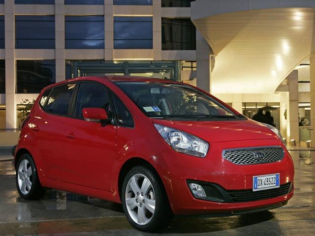Новые автомобили kia кия
