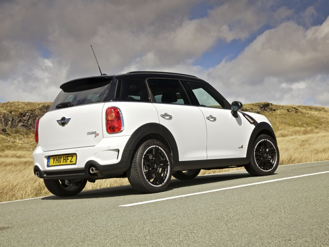 MINI Cooper SD Countryman All4