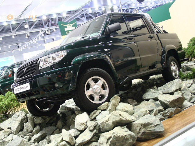 Комплектации, цены на UAZ УАЗ Pickup 2014/Уаз УАЗ пикап - Пикап ...