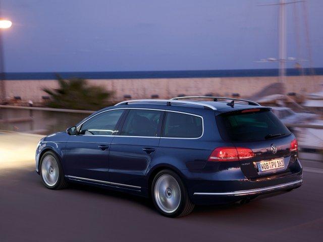 Der VW Passat Variant: So souverän wie Sie. - volkswagen.de