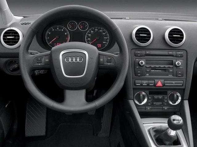 Комплектации, цены на Audi A3 2012/Ауди А3 - Хэтчбек ... Машины Будущего Ауди