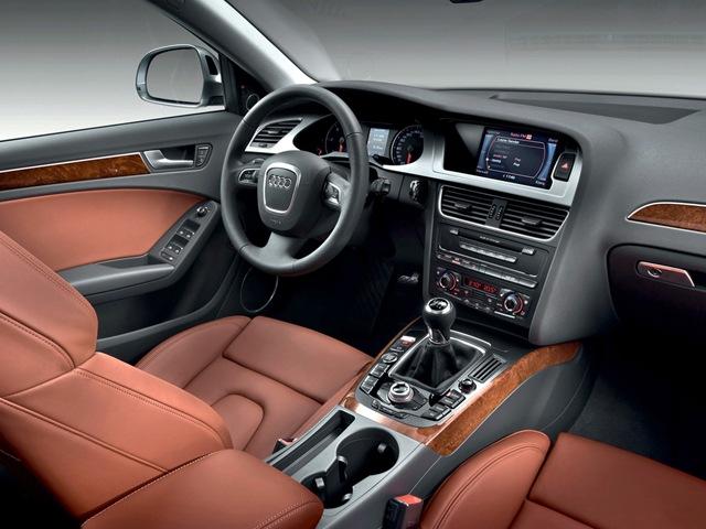 Комплектации, цены на Audi A4 Avant 2012/Ауди А4 Авант ... Машины Будущего Ауди