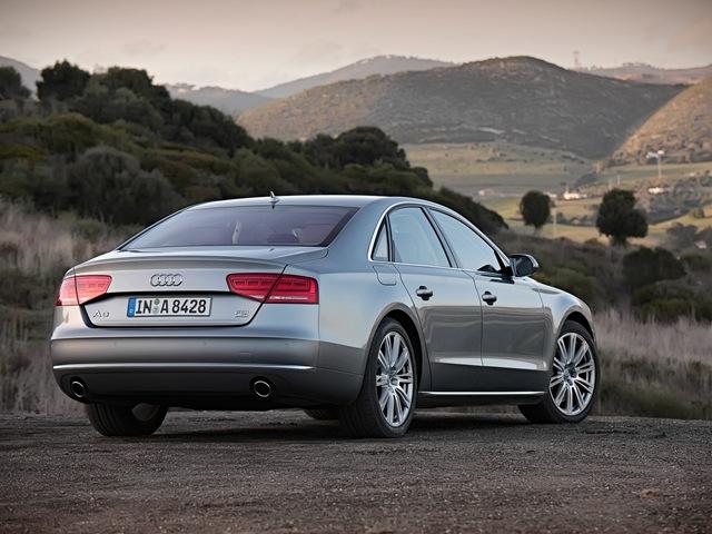 Комплектации, цены на Audi A8 2012/Ауди А8 - Седан. Первые ... Машины Будущего Ауди