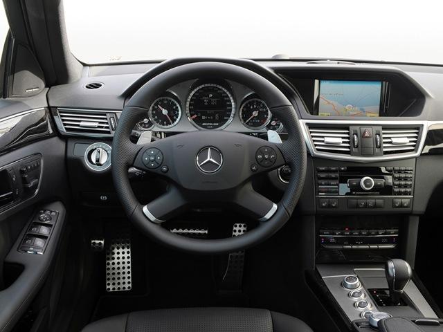 Комплектации, цены на Mercedes E 63 AMG 2012/Мерседес Е 63 АМГ ...