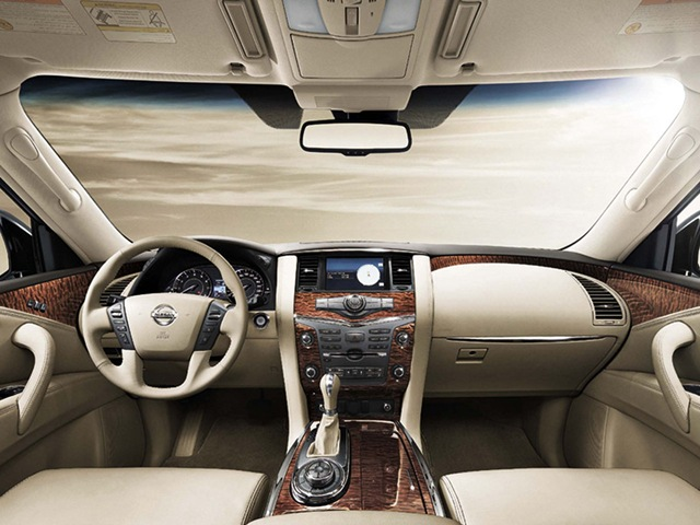Nissan Patrol 2012 цены, комплектации.