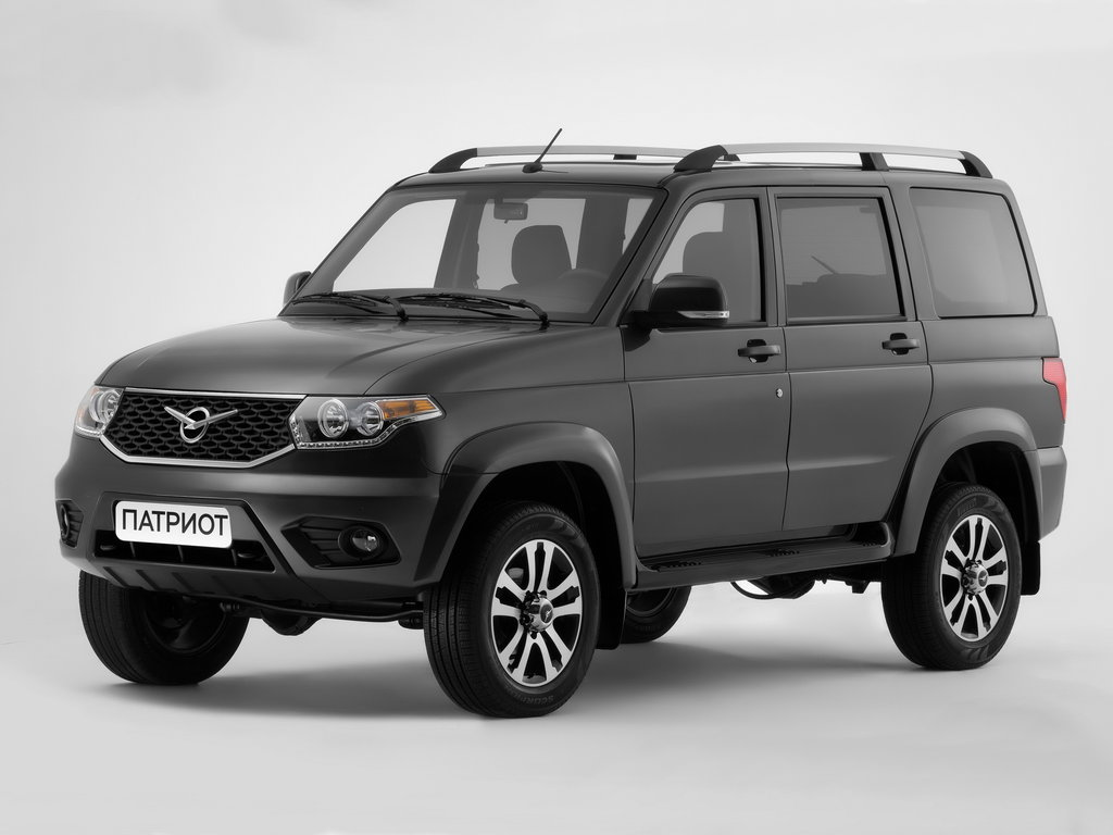 Новый автомобиль UAZ. Цена на модели Уаз. Каталог новых ...